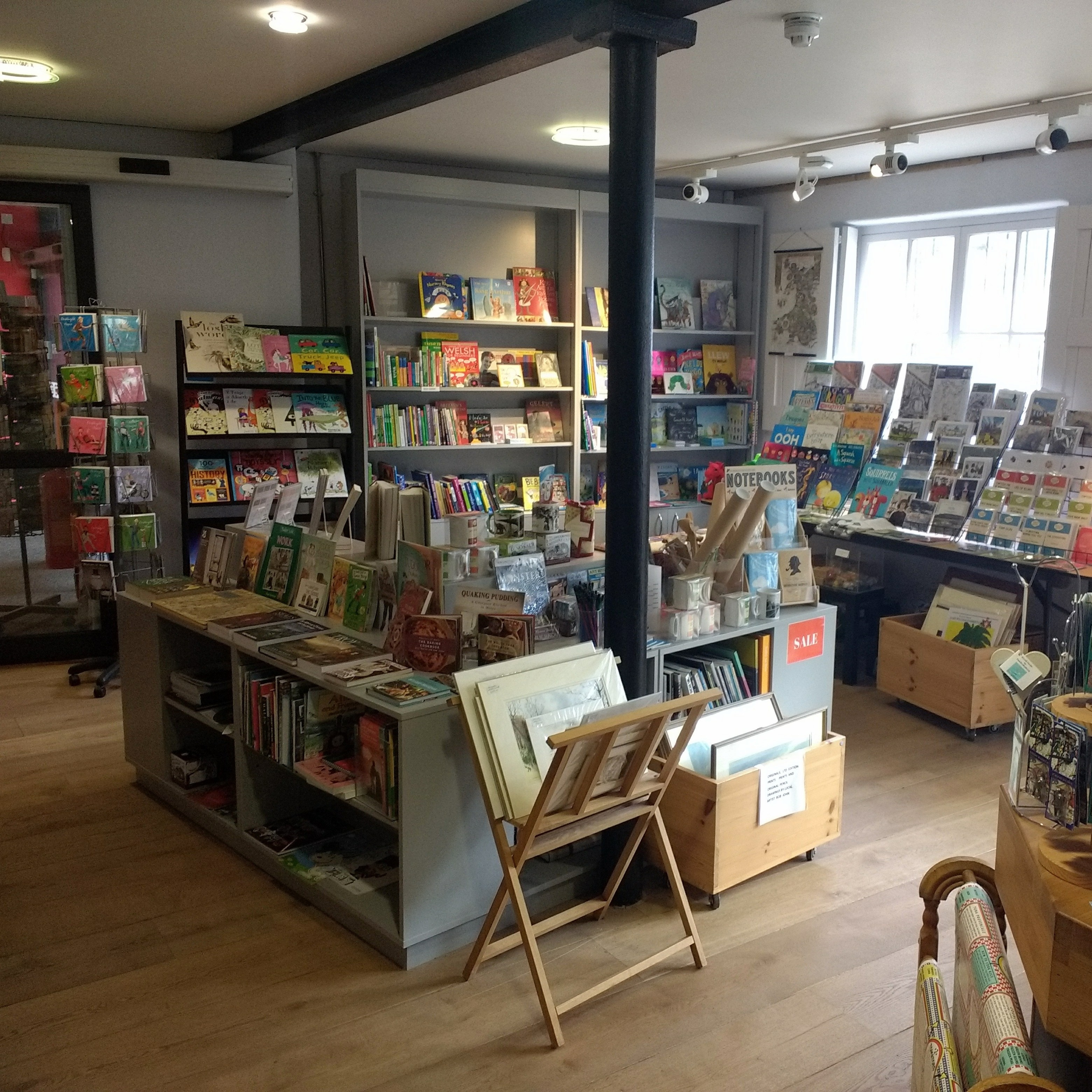 Narberth's Independent Bookshop